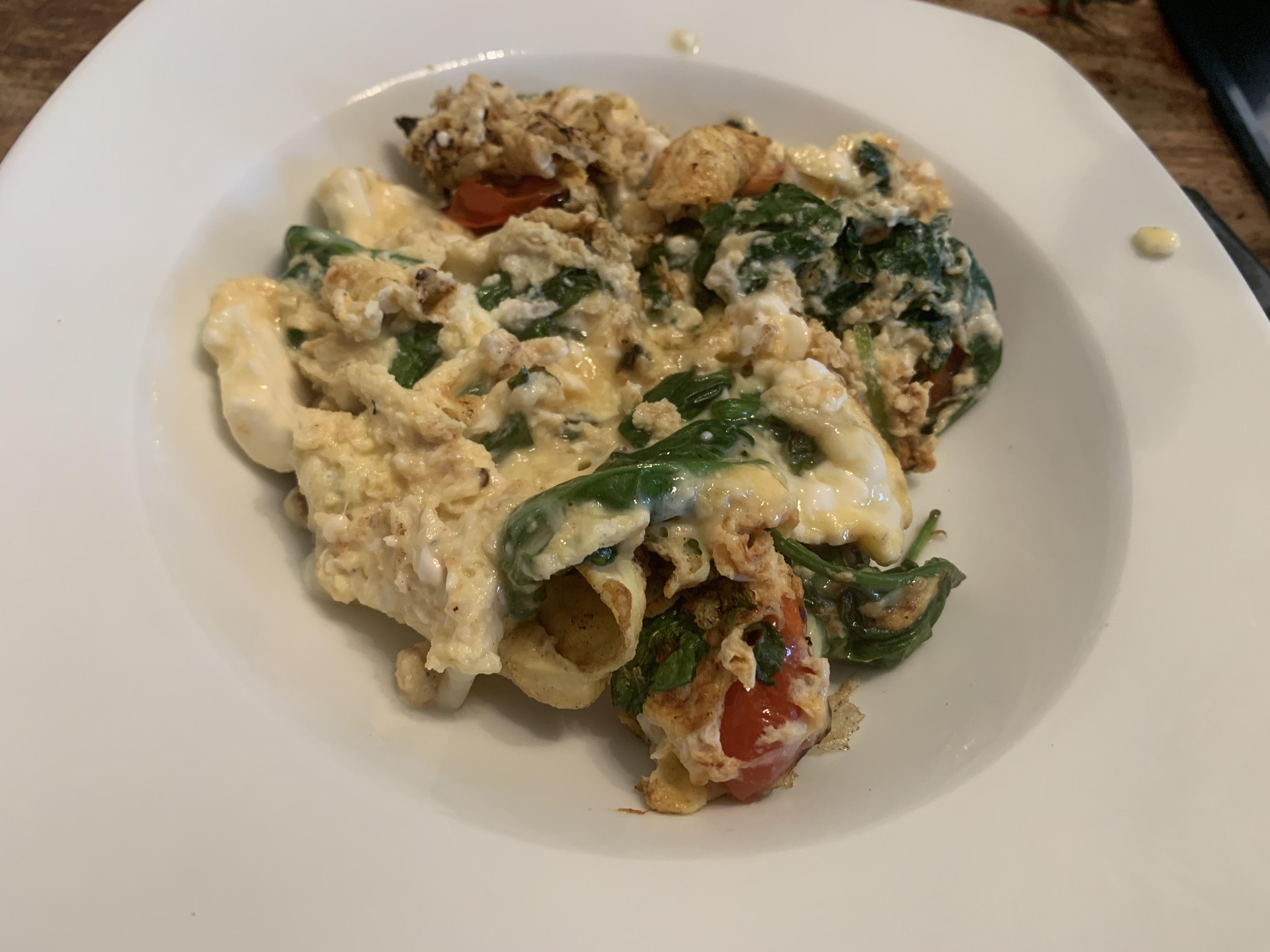 Ramsay eggs